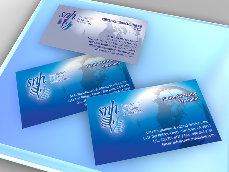 SNHTranslations-BusinessCard-Brochurery